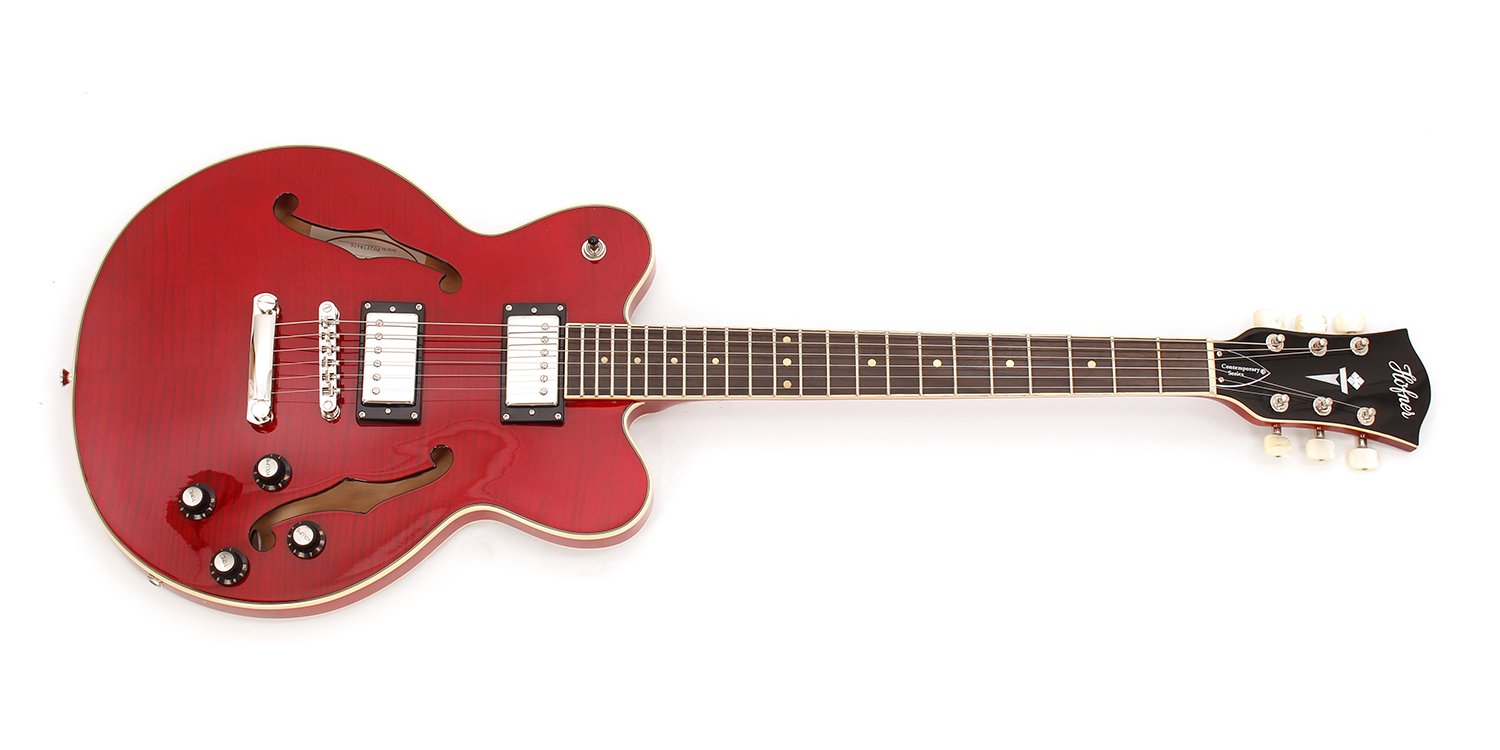 Verythin Deluxe Transparent Red-1