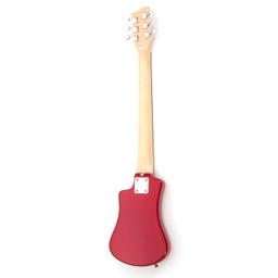 Hofner Shorty - Red (Non CITES)-2