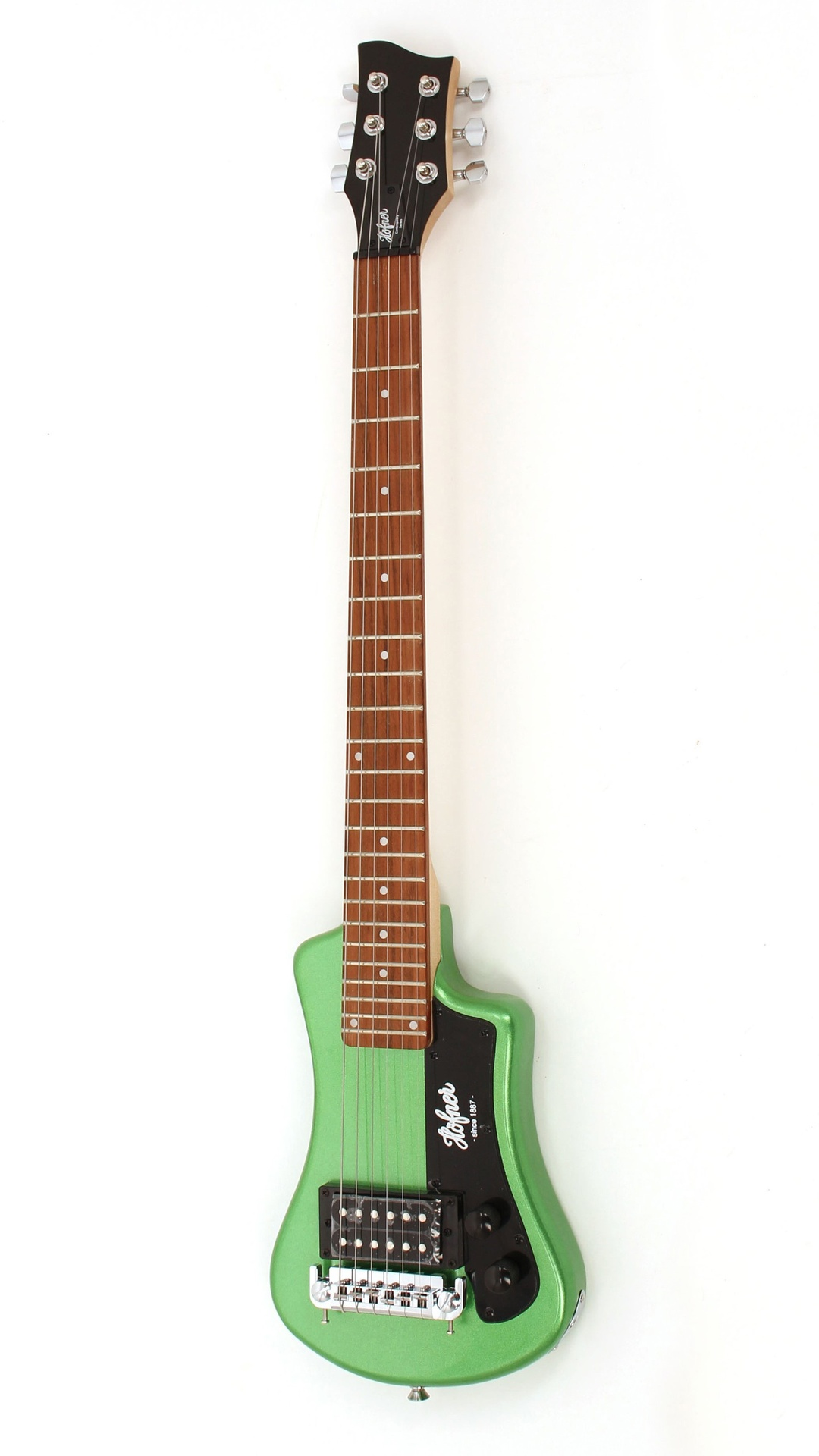 Hofner Shorty - Viper Green-1